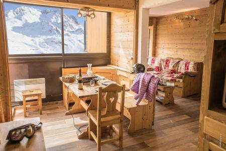 Location au ski Appartement 2 pièces cabine 6 personnes (556) - Residence Vanoise - Val Thorens