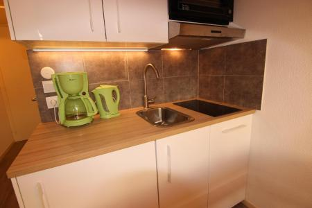 Rent in ski resort 2 room apartment 4 people (677) - Résidence Vanoise - Val Thorens - Kitchenette