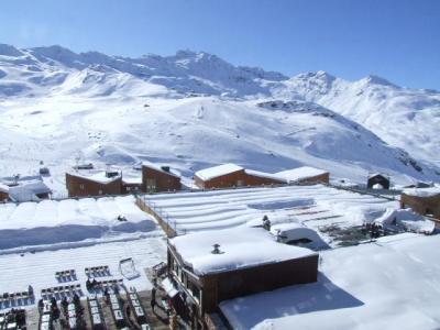 Location au ski Studio 2 personnes (658) - Résidence Vanoise - Val Thorens