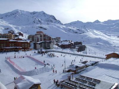 Location au ski Studio 2 personnes (461) - Résidence Vanoise - Val Thorens