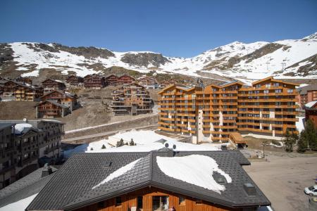 Location au ski Studio cabine 4 personnes (675) - Résidence Vanoise - Val Thorens