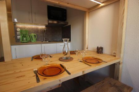 Location au ski Appartement 2 pièces 4 personnes (677) - Résidence Vanoise - Val Thorens - Lits superposés