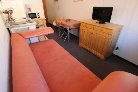 Rent in ski resort Studio 2 people (164) - Résidence Vanoise - Val Thorens - Living room