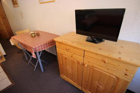 Location au ski Studio 2 personnes (164) - Residence Vanoise - Val Thorens - Kitchenette