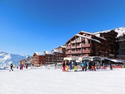 Rental Val Thorens : Résidence Village Montana winter