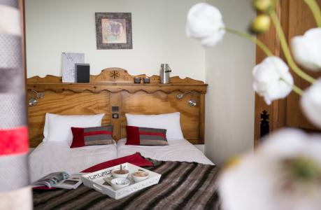 Rent in ski resort Résidence Village Montana - Val Thorens - Bedroom