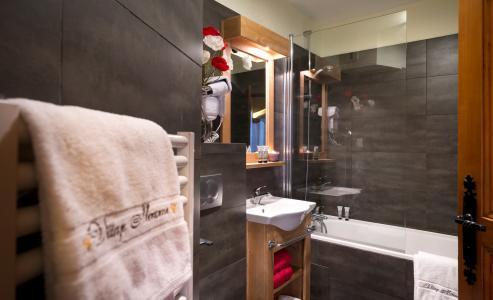 Location au ski Residence Village Montana - Val Thorens - Salle de bains