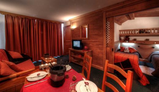 Location au ski Residence Village Montana - Val Thorens - Séjour