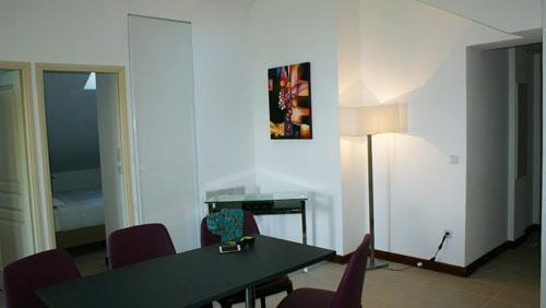 Location au ski Residence Adonis Valberg - Valberg / Beuil - Table