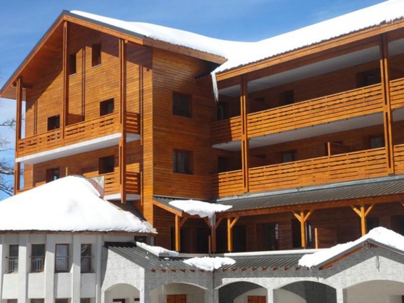 Location au ski Residence Adonis Valberg - Valberg / Beuil - Extérieur hiver