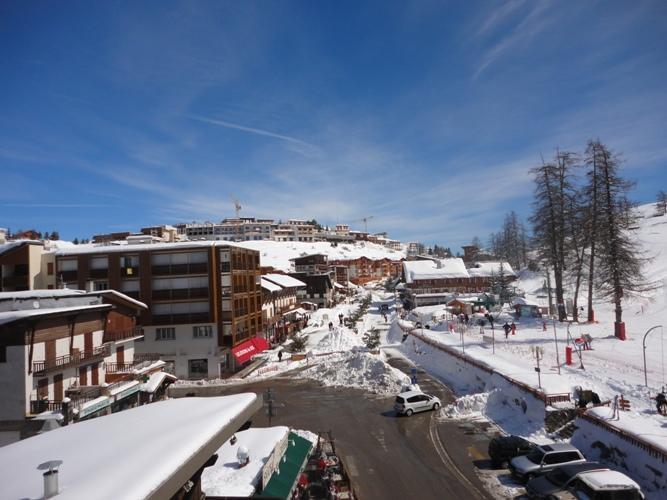 Аренда на лыжном курорте Résidence Adonis Valberg - Valberg / Beuil - зимой под открытым небом