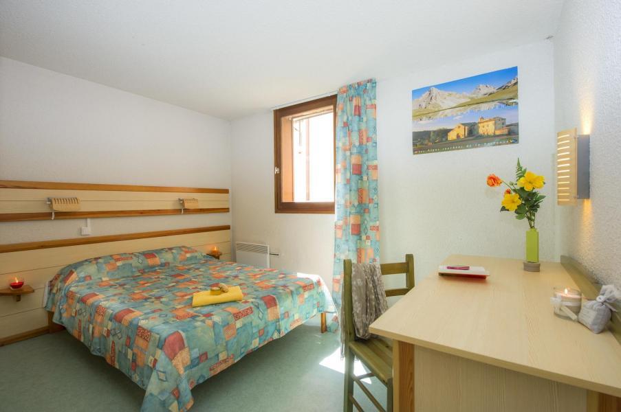 Аренда на лыжном курорте Résidence les Gorges Rouges - Valberg / Beuil - Комната