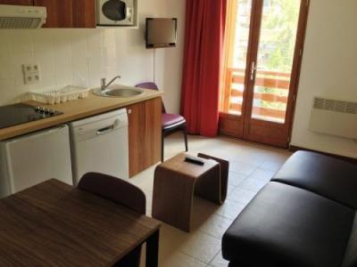 Location au ski Residence Adonis Valberg - Valberg / Beuil - Kitchenette