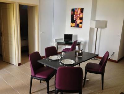 Location au ski Résidence Adonis Valberg - Valberg / Beuil - Salle à manger