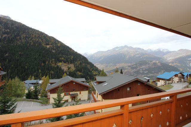 Location au ski 3P6  37M² LV MO TV BAL O - Chalet D'arrondaz - Valfréjus