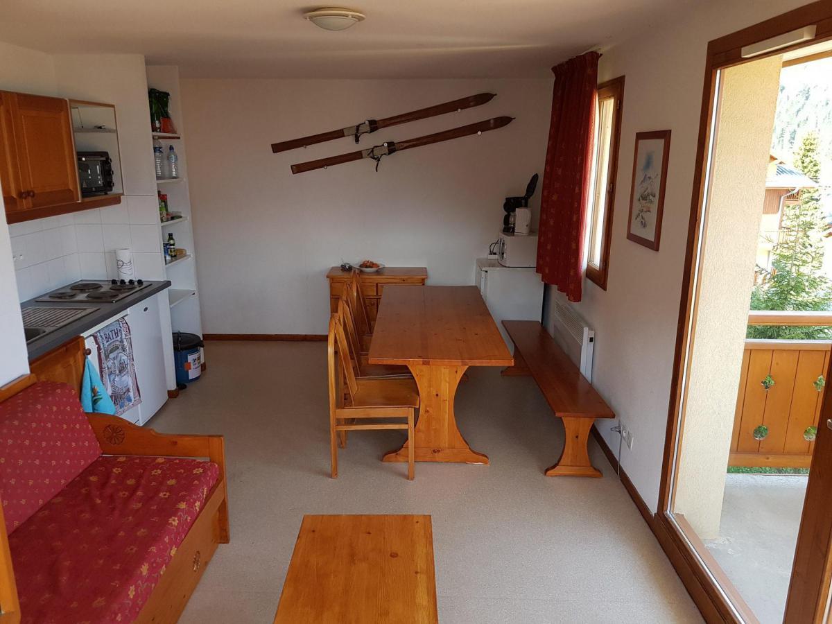 Location au ski Appartement 4 pièces 8 personnes (H21) - Chalet D'arrondaz - Valfréjus - Séjour