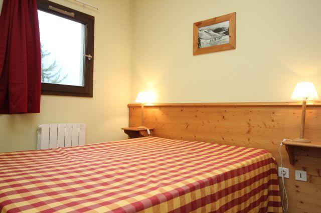 Location au ski Appartement 2 pièces 4 personnes (A9) - Chalets Du Thabor - Valfréjus - Lit double