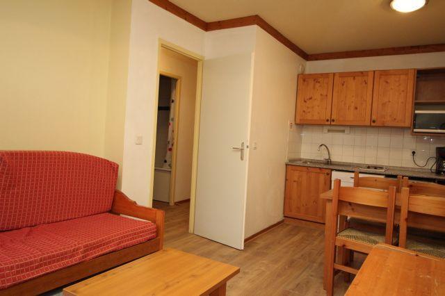 Location au ski Appartement 2 pièces 4 personnes (A9) - Chalets Du Thabor - Valfréjus - Tv
