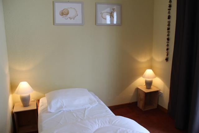 Location au ski Appartement 3 pièces coin montagne 8 personnes (118) - Chalets Du Thabor - Valfréjus - Chambre