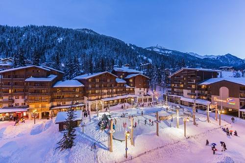 Hotel au ski Hotel Club Du Soleil Valfrejus