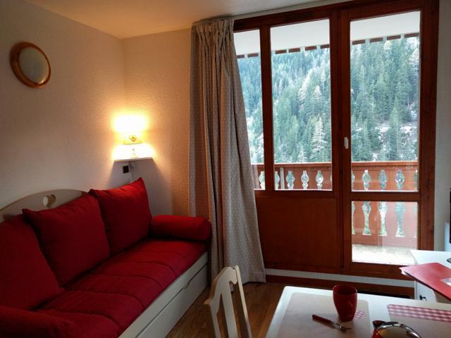 Location au ski Studio cabine 4 personnes (22) - Residence Chaviere - Valfréjus - Séjour