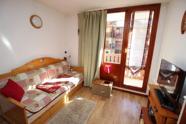 Location au ski Studio cabine 4 personnes (26) - Residence Chaviere - Valfréjus - Séjour