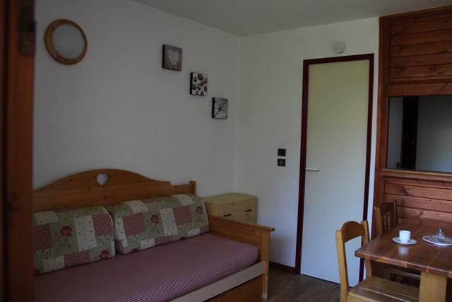 Location au ski Studio coin montagne 4 personnes (38) - Residence Chaviere - Valfréjus - Séjour