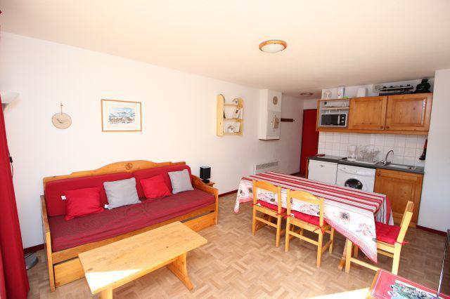 Location au ski Appartement 3 pièces 6 personnes (30) - Residence Du Cheval Blanc - Valfréjus