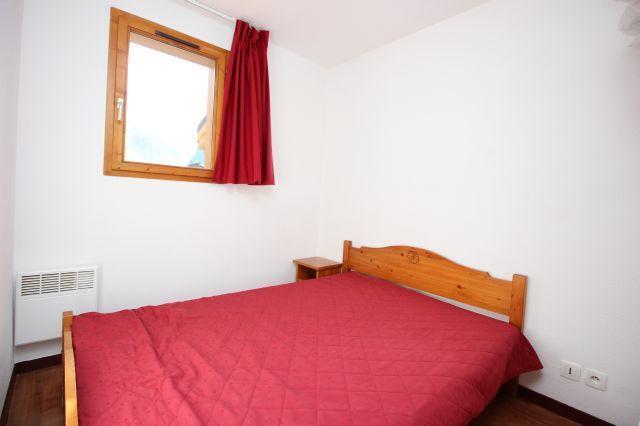 Location au ski Appartement 2 pièces cabine 6 personnes (53) - Residence Du Cheval Blanc - Valfréjus - Lit double