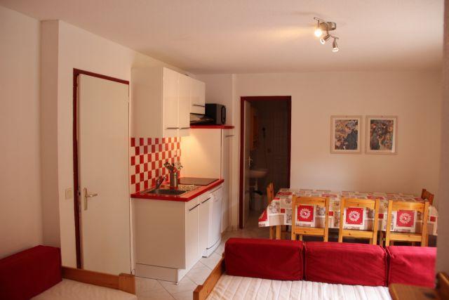 Location au ski Appartement 3 pièces cabine 10 personnes (20) - Residence Grand Argentier - Valfréjus