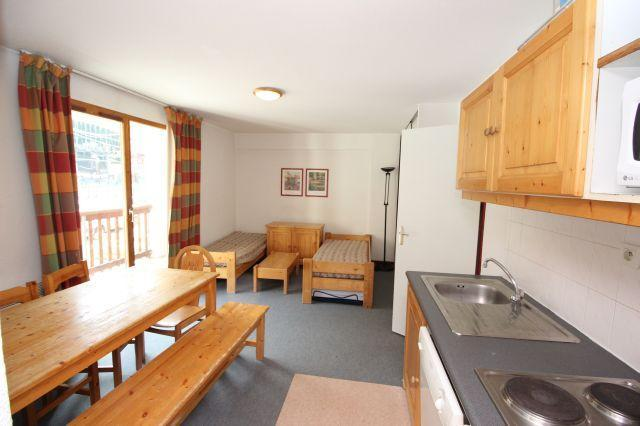 Location au ski Appartement 3 pièces 8 personnes (04) - Residence Grand Argentier - Valfréjus - Séjour