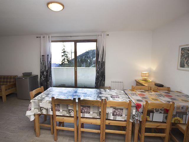 Location au ski Appartement 3 pièces cabine 10 personnes (08) - Residence Grand Argentier - Valfréjus - Canapé-lit pour 1 personne
