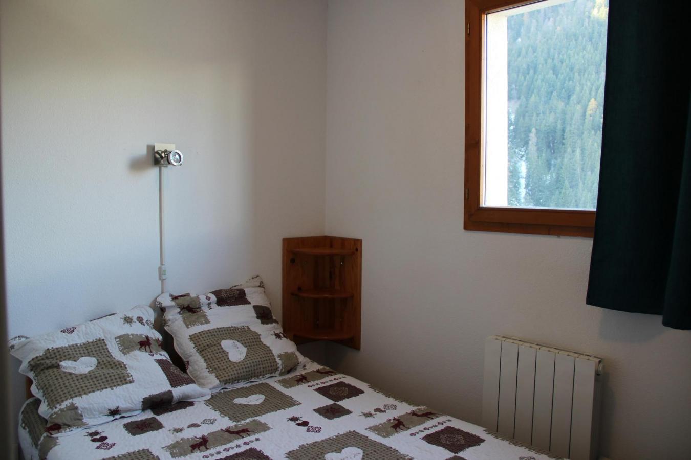 Location au ski Appartement 3 pièces cabine 10 personnes (08) - Residence Grand Argentier - Valfréjus - Chambre