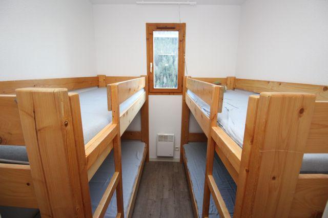 Location au ski Appartement 3 pièces cabine 10 personnes (08) - Residence Grand Argentier - Valfréjus - Kitchenette