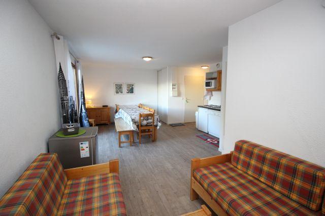 Location au ski Appartement 3 pièces cabine 10 personnes (08) - Residence Grand Argentier - Valfréjus - Lits superposés