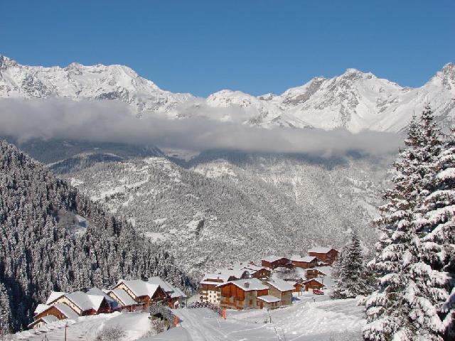 Location au ski Appartement 3 pièces cabine 6 personnes (06) - Residence Le Belvedere Asphodele - Valfréjus
