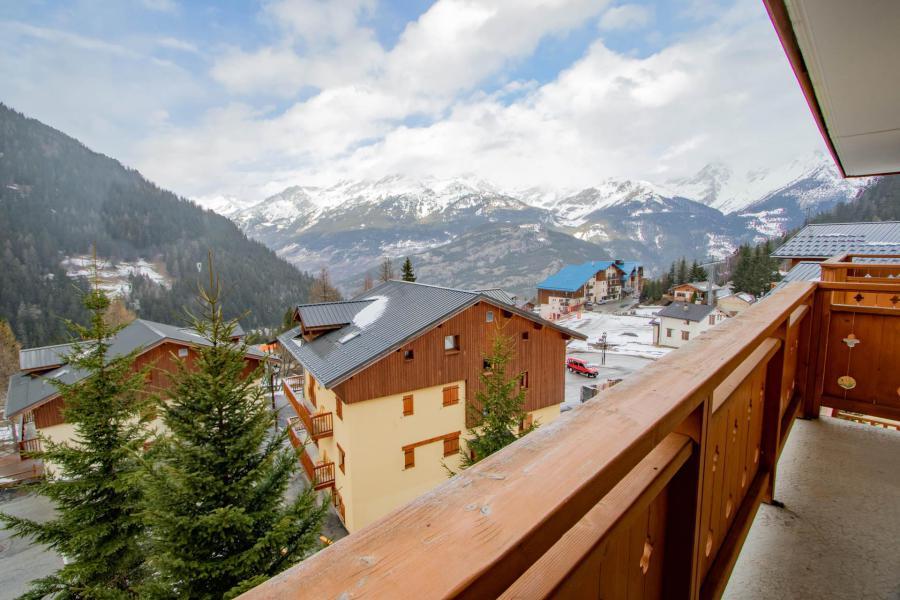 Аренда на лыжном курорте Апартаменты 3 комнат 6 чел. (H22) - Chalet d'Arrondaz - Valfréjus - зимой под открытым небом