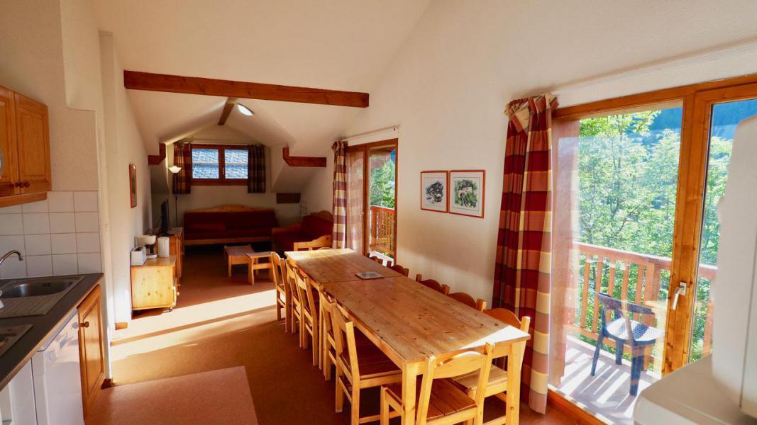 Аренда на лыжном курорте Апартаменты 5 комнат кабин 10-12 чел. (CARRC5) - Chalet d'Arrondaz C - Valfréjus