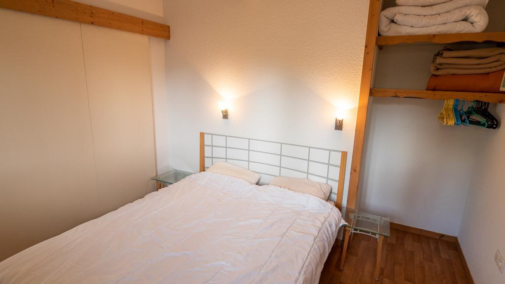 Аренда на лыжном курорте Апартаменты 2 комнат 4 чел. (оборудованный PMR) (17) - Chalet de Florence - Valfréjus - Душ