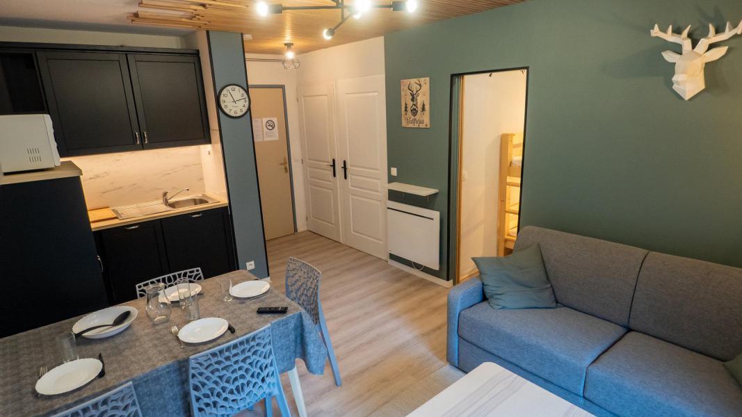 Аренда на лыжном курорте Апартаменты 2 комнат 4 чел. (16) - Chalet de Florence - Valfréjus