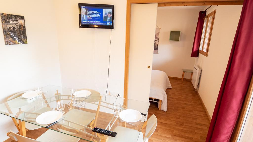 Аренда на лыжном курорте Апартаменты 2 комнат 4 чел. (оборудованный PMR) (17) - Chalet de Florence - Valfréjus