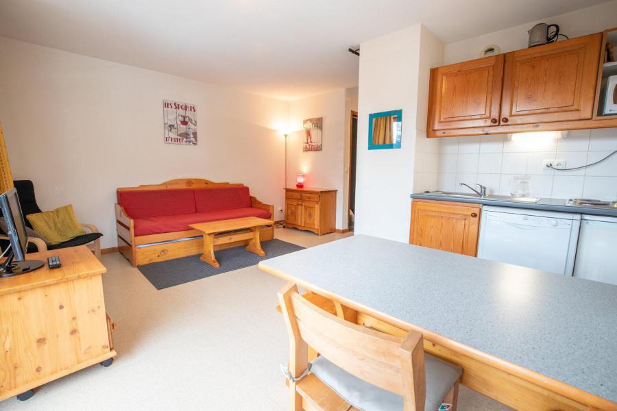 Аренда на лыжном курорте Апартаменты 2 комнат кабин 6 чел. (J12) - Chalets d'Arrondaz - Valfréjus - апартаменты