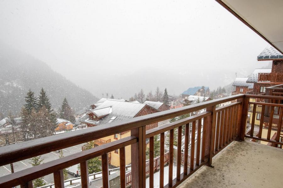 Аренда на лыжном курорте Апартаменты 2 комнат кабин 6 чел. (J22) - Chalets d'Arrondaz - Valfréjus