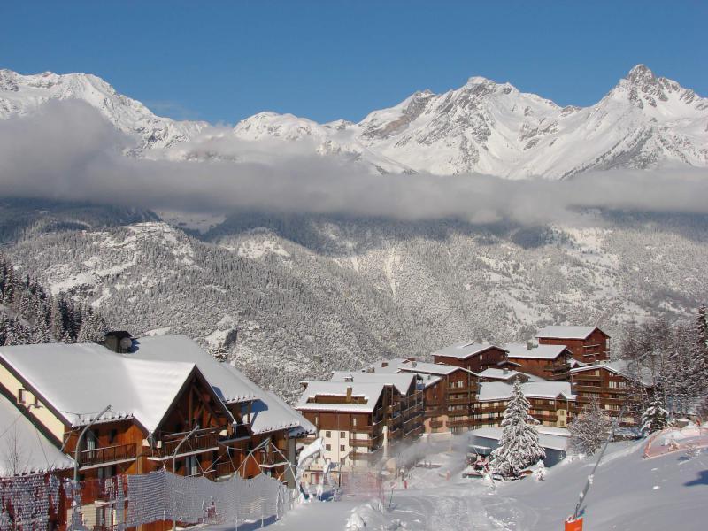 Vacaciones en montaña Chalets du Thabor - Valfréjus - Invierno