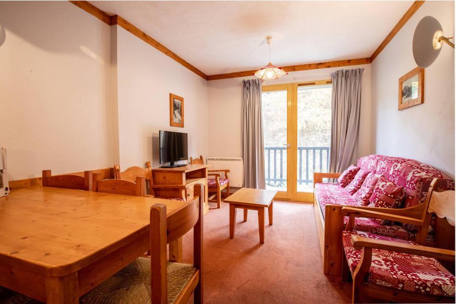 Location au ski Appartement 3 pièces 6 personnes (156) - Chalets Du Thabor - Valfréjus - Lits superposés