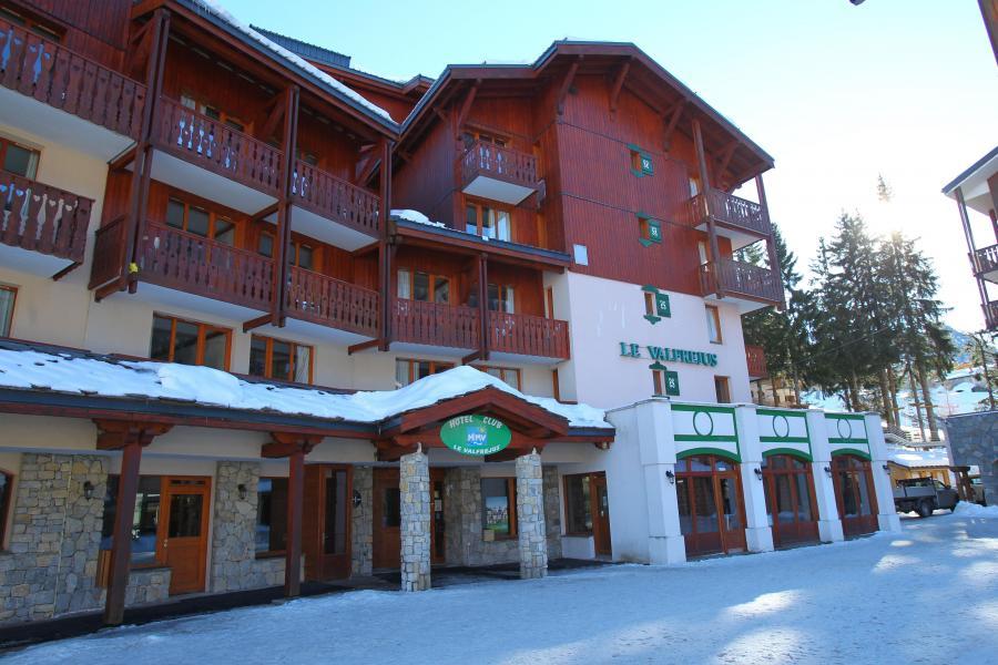 H tel club mmv le valfr jus valfr jus location vacances for Hotel au ski
