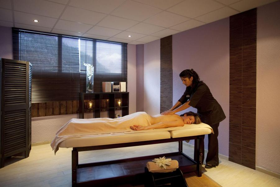 Location au ski Hotel Club Mmv Le Valfrejus - Valfréjus - Massage