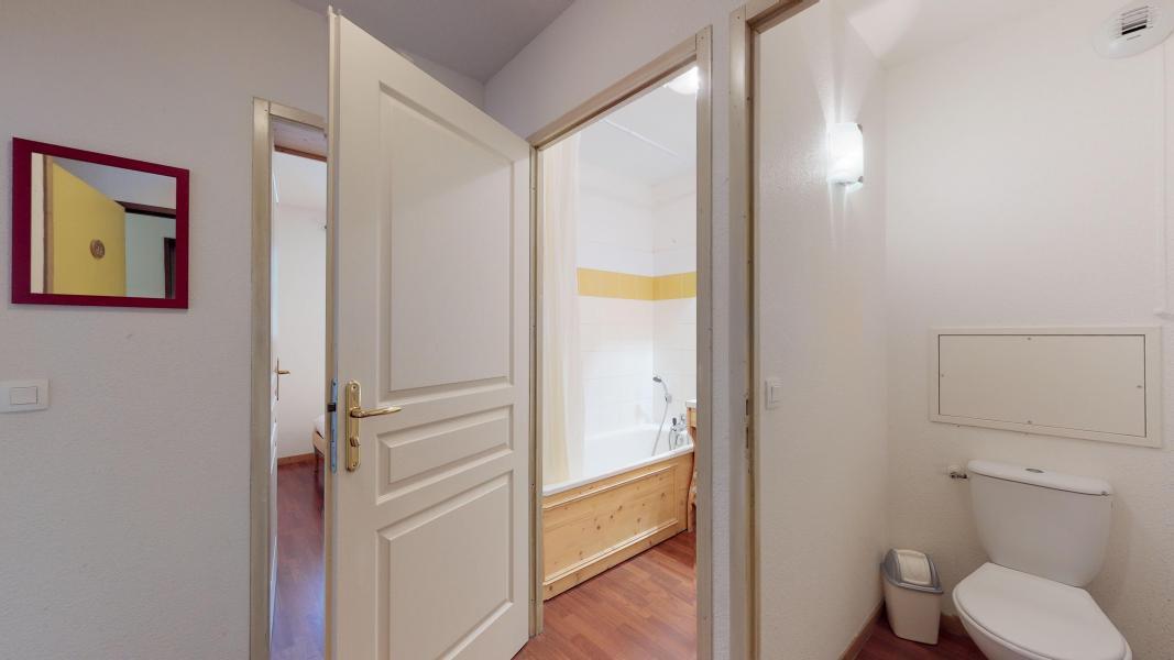 Rent in ski resort 2 room apartment cabin 6 people - Les Chalets de Florence - Valfréjus - Bathroom