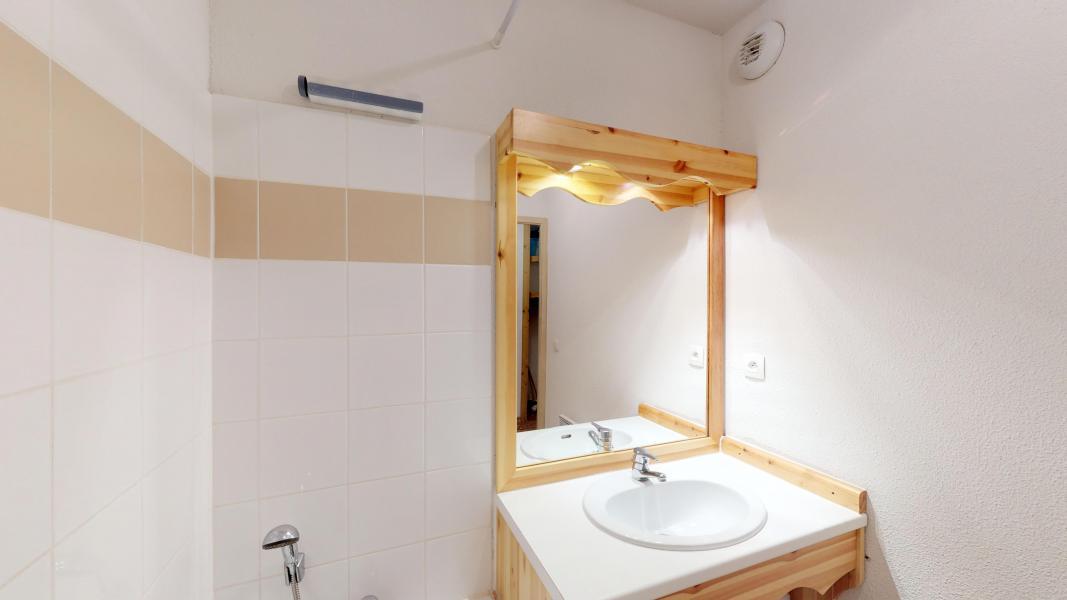 Location au ski Appartement 2 pièces 4 personnes - Les Chalets de Florence - Valfréjus - Salle de bains