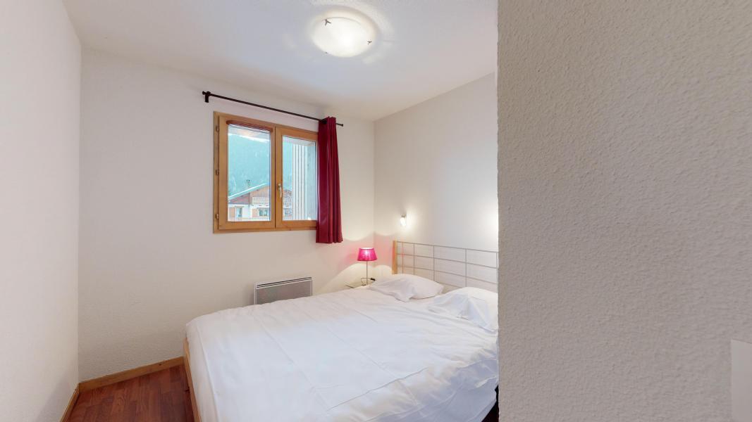 Location au ski Appartement 2 pièces cabine 6 personnes - Les Chalets de Florence - Valfréjus - Lit double